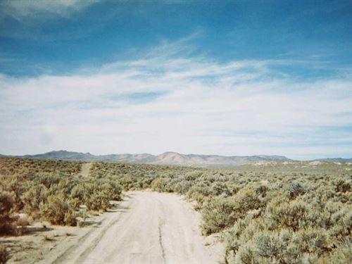 Meadow Valley Mountain Views : Elko : Nevada