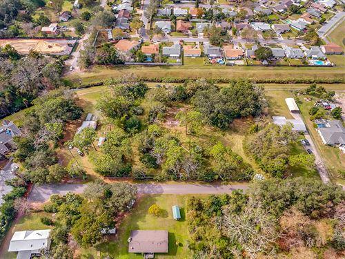A2 Land In Winter Park, Fl : Winter Park : Orange County : Florida