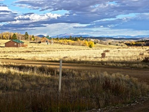 Summit County Escape Fairplay Land : Fairplay : Park County : Colorado