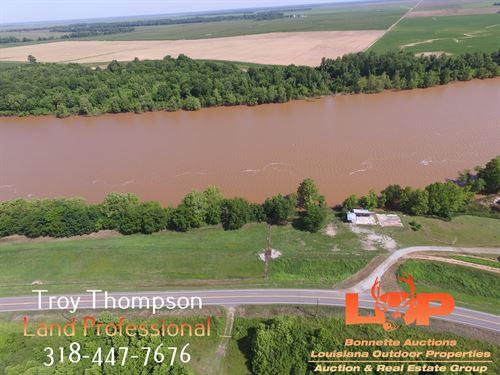 Waterfront Lot On Red River : Marksville : Avoyelles Parish : Louisiana