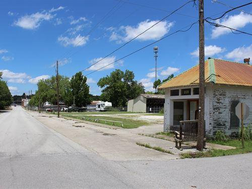 Prairie Grove Downtown Property : Fayetteville : Washington County : Arkansas