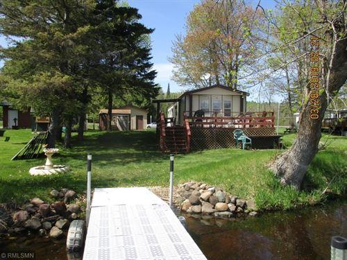 Lakefront Cabin Big Pine Lake : Finlayson : Pine County : Minnesota