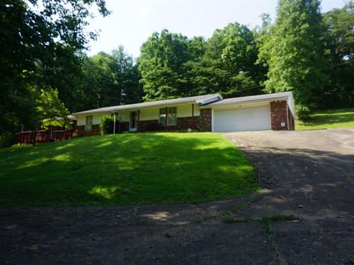 2 Acres Large Spacious With 8 Rooms : Procious : Clay County : West Virginia