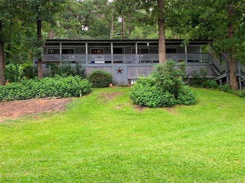 Pineywoods Lake Waterfront Home : Frankston : Anderson County : Texas