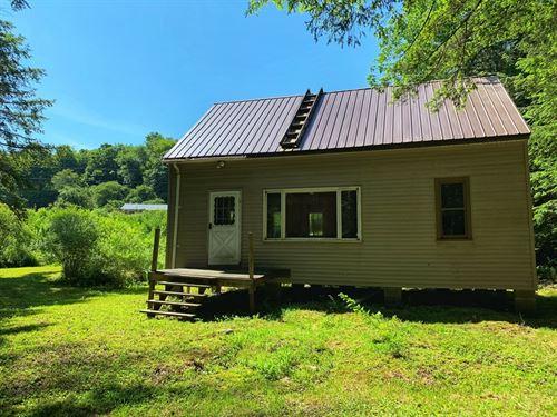 Cozy Little Cabin Potter County, PA : Ulysses : Potter County : Pennsylvania