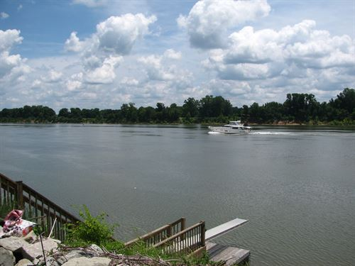 Tennessee River Property Savannah : Morris Chapel : Hardin County : Tennessee