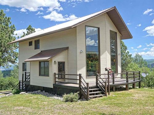 Mountain View Home, Ridgway : Ridgway : Ouray County : Colorado