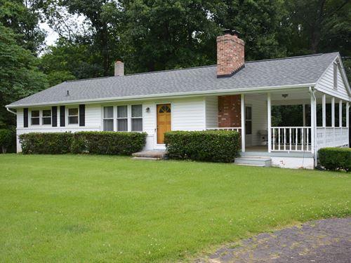 Country Home Fauquier County : Warrenton : Fauquier County : Virginia