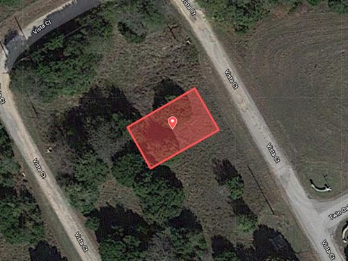 .1 Acres For Sale In Whitney, Tx : Whitney : Hill County : Texas