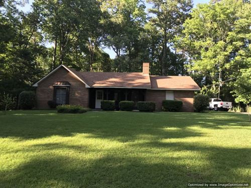 Ranch Style Home In The Country : Meadville : Franklin County : Mississippi