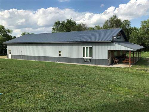 Hunting/Fishing Lodge 248 Walnut : Niobrara : Knox County : Nebraska