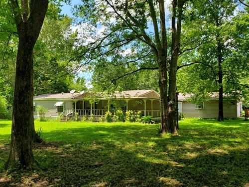 2 Acre Lot 3/2/2 Home Great : Troup : Cherokee County : Texas