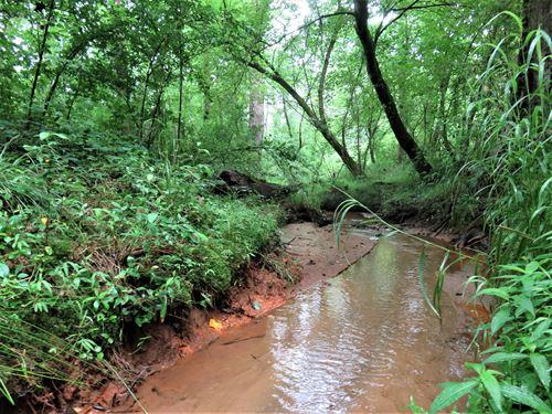 Coon Creek Tract : Fair Play : Oconee County : South Carolina