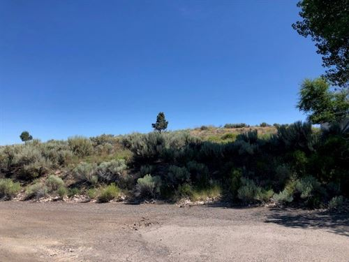 .40 Acres Buildable Land Alturas : Alturas : Modoc County : California