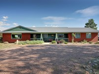 Full Brick Remodeled Rancher : Salida : Chaffee County : Colorado