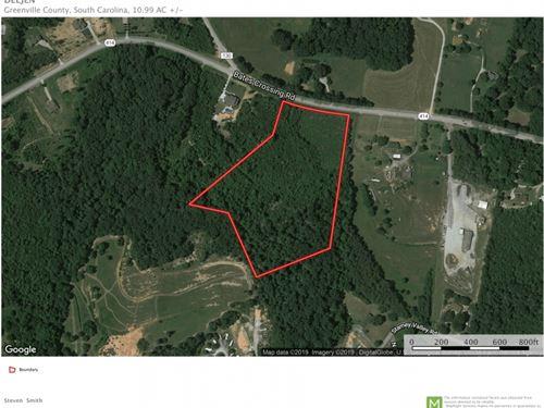 Development Oppty Highway 414 Trave : Travelers Rest : Greenville County : South Carolina