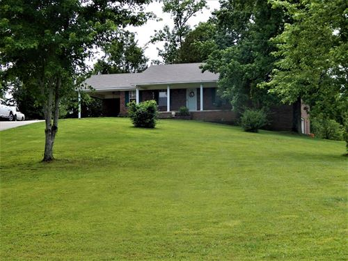 Sale Pending TN Country Home 11.9 : Iron City : Wayne County : Tennessee