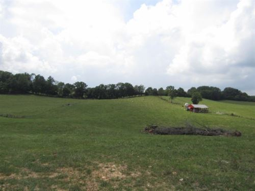 16.92 Acs, Pond, Barn, All Pasture : Moss : Clay County : Tennessee