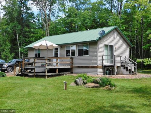 Year Round Cabin Bruno, Wooded : Bruno : Pine County : Minnesota