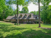 15.18 Acres With Private Lake : Rutledge : Morgan County : Georgia