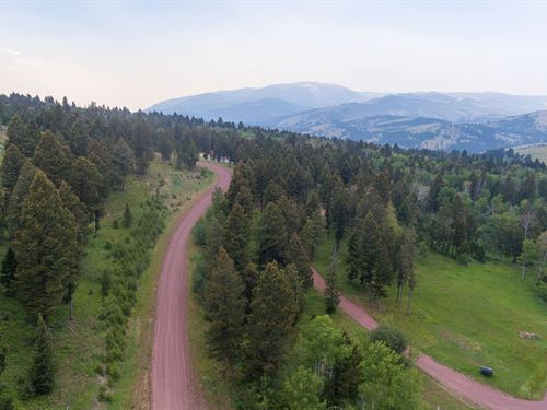 Grassy Mtn Retreat Parcel 4 : Townsend : Meagher County : Montana