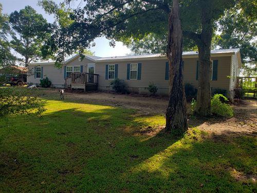 4B/2B Home 2.87 Acres, Hartford : Hartford : Geneva County : Alabama