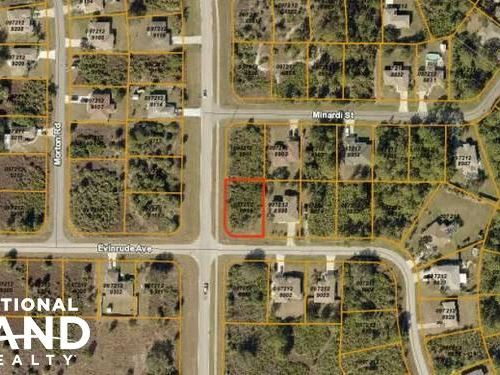 Beautiful North Port Lot For Sale : North Port : Sarasota County : Florida