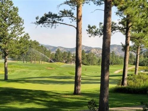 Lot Northern Colorado Golf : Red Feather Lakes : Larimer County : Colorado