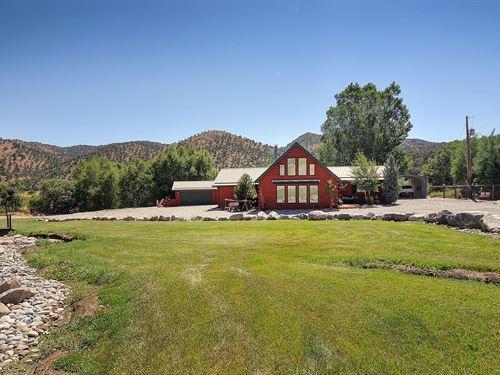 Unique Property : Coaldale : Chaffee County : Colorado