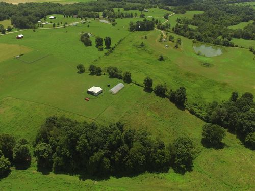 10 Acres in Hustonville, Kentucky : Hustonville : Lincoln County : Kentucky