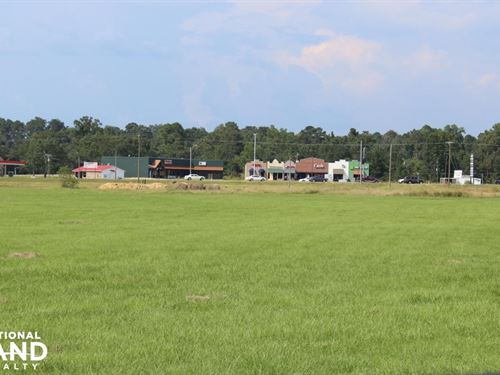 Commercial Land at Hwy 98 & Columbi : Columbia : Marion County : Mississippi