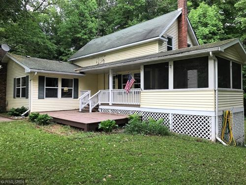 Home For Sale in Town With Acreage : Finlayson : Pine County : Minnesota