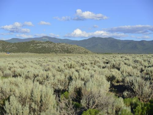 Buildable 5.75 Acres In Costilla : Fort Garland : Costilla County : Colorado