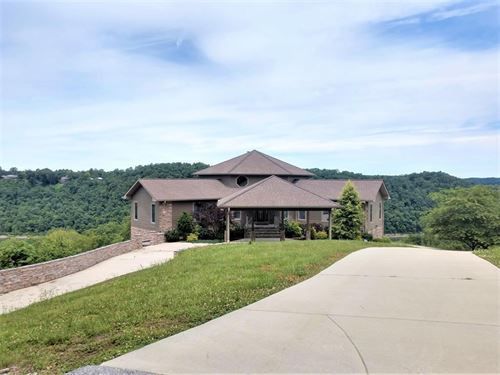 Center Hill Lake Home/Bank : Sparta : Dekalb County : Tennessee