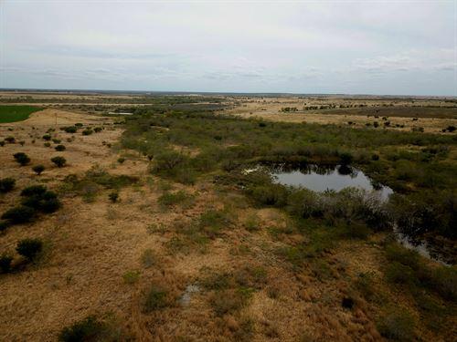 13 Acres In Texas With Pond : Campbellton : Atascosa County : Texas