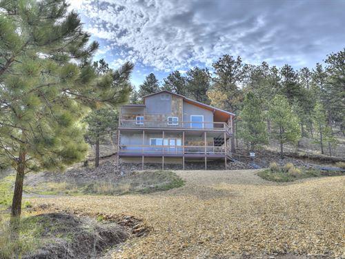 Senators Place at Rosita : Westcliffe : Custer County : Colorado