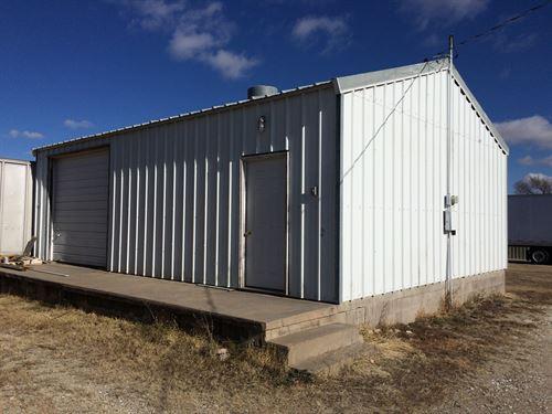 Workshop & Woodshop, Goodland, KS : Goodland : Sherman County : Kansas
