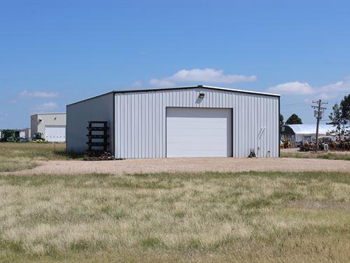Imperial Nebraska Willow Street : Imperial : Chase County : Nebraska