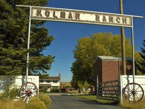 Kolman Equestrian : Rock Springs : Sweetwater County County : Wyoming