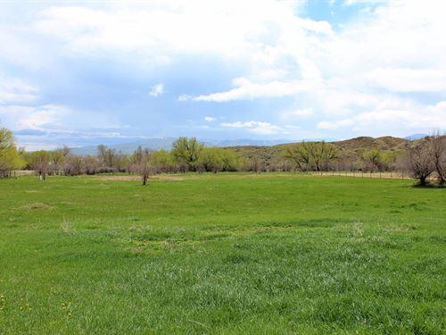 1623 Hwy 287 : Lander : Fremont County : Wyoming