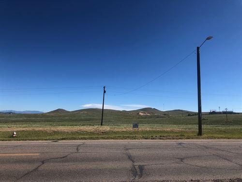 Hwy 96 Lot : Silver Cliff : Custer County : Colorado