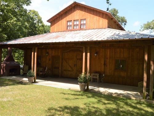 Rustic Elegance, Grand Lake : Chelsea : Mayes County : Oklahoma