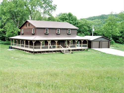 New Home For Sale in Missouri : Seymour : Webster County : Missouri
