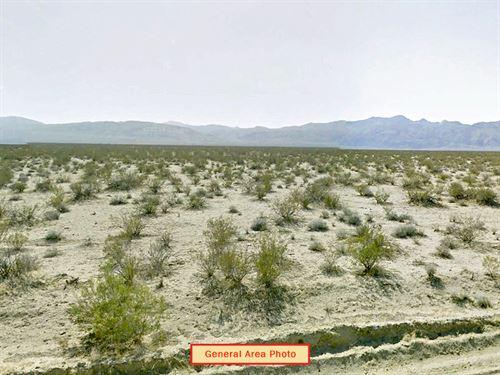 2.5 Acre Lot Near Pagosa Springs : California City : Kern County : California