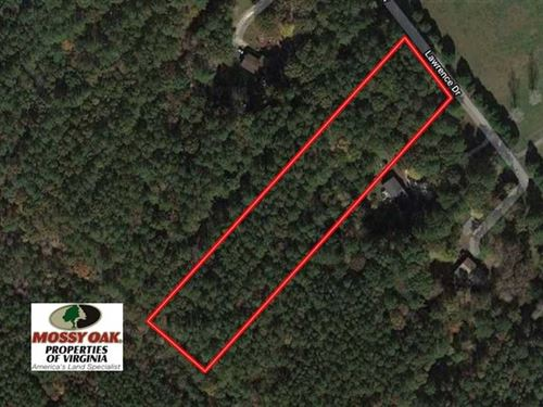 3 Acres of Residential Land For Sa : Atlantic : Accomack County : Virginia