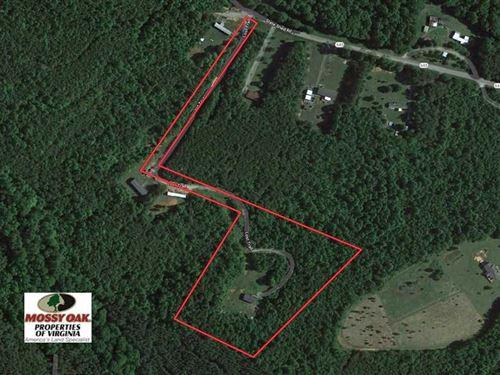 Under Contract, 8.33 Acres of Hu : Nathalie : Halifax County : Virginia