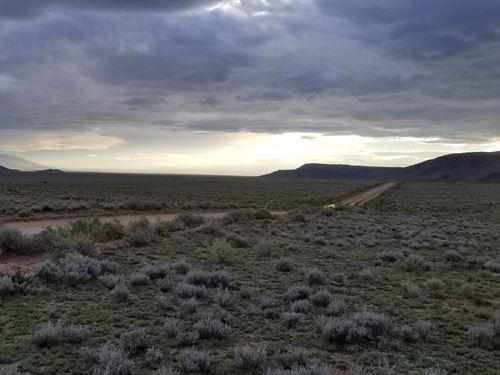 5 Acres Near The Rio Grande River : Blanca : Costilla County : Colorado