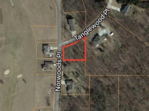Shaded Corner Lot at Norwoods Golf : Hannibal : Ralls County : Missouri