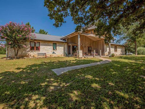House Ranch Land, Centerville, TX : Buffalo : Leon County : Texas