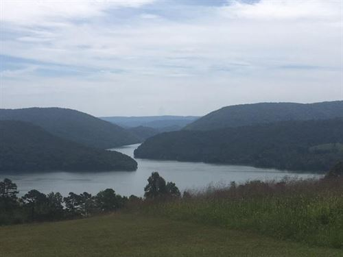 Norris Lake View Lot : New Tazewell : Claiborne County : Tennessee